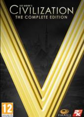 Sid Meier's Civilization V: The Complete Edition Steam Key