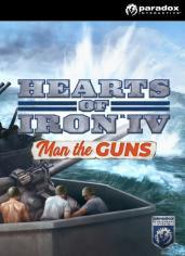 Hearts of Iron IV: Man the Guns Steam Key