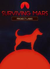 Surviving Mars: Project Laika Steam Key