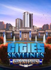 Cities: Skylines - Campus Steam Key