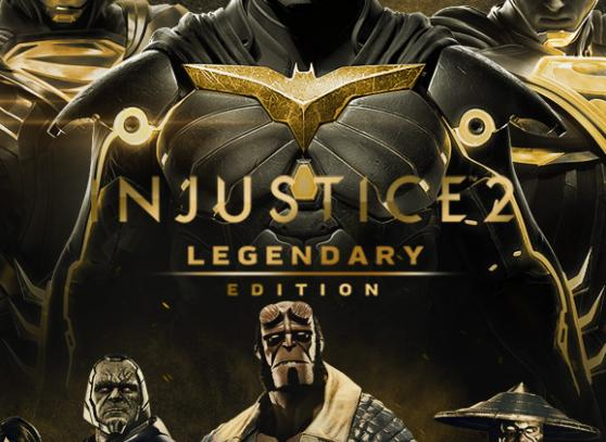 Injustice 2 - Legendary Edition Steam Key