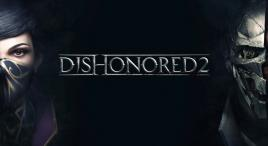 Dishonored 2 Steam Key
