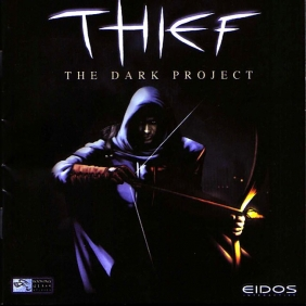 Thief: The Dark Project PC Digital cover
