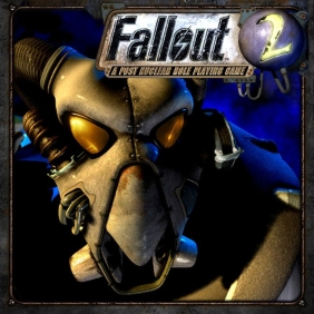 Fallout 2 PC Digital cover