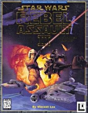 Star Wars : Rebel Assault I + II PC Digital cover