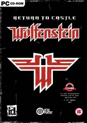 Return to Castle Wolfenstein Steam Key cover