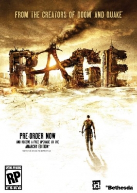 Rage Steam Key cover