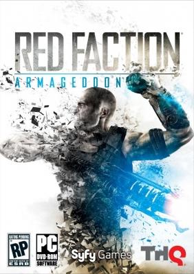 Red Faction: Armageddon PC Digital cover