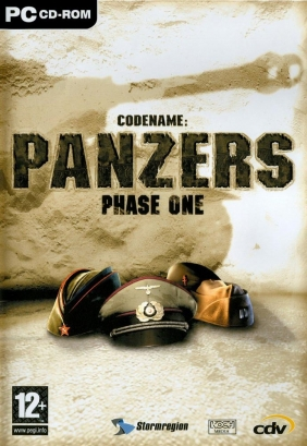 Codename: Panzers - Phase One PC Digital cover