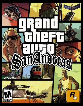 Grand Theft Auto : San Andreas Steam Key cover