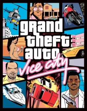Grand Theft Auto : Vice City Steam Key cover