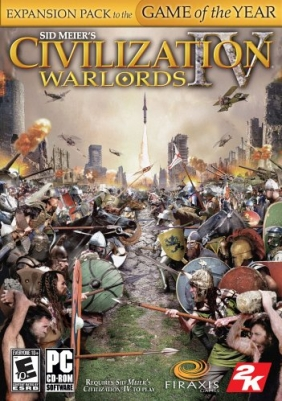 Sid Meier's Civilization IV : Warlords Steam Key cover