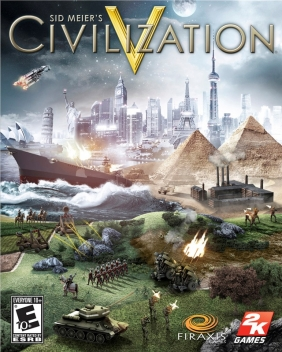 Sid Meier's Civilization V Steam Key cover
