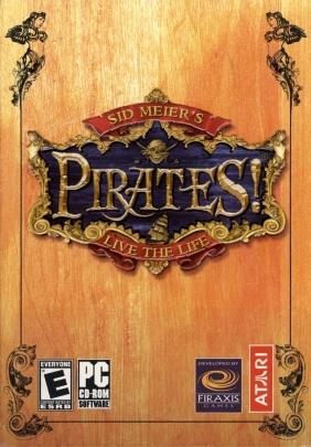 Sid Meier's Pirates! Steam Key cover
