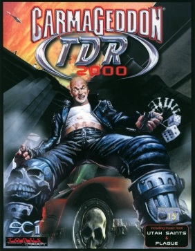 Carmageddon TDR 2000 Steam Key cover