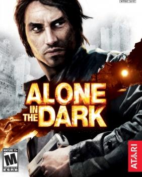 Alone in the Dark Steam Key cover