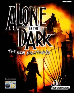 Alone in the Dark: The New Nightmare Steam Key cover