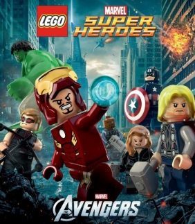 LEGO Marvel Super Heroes Steam Key cover
