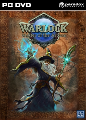 Warlock : Master of the Arcane Steam Key cover