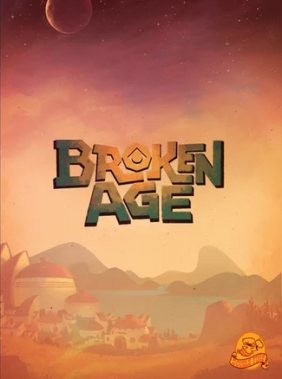 Broken Age PC/MAC Digital cover