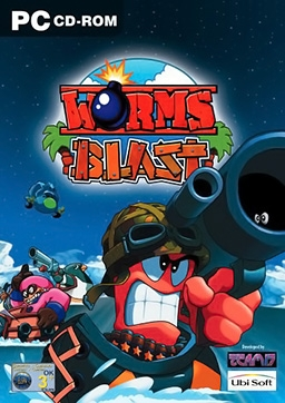 Worms Blast Steam Key cover