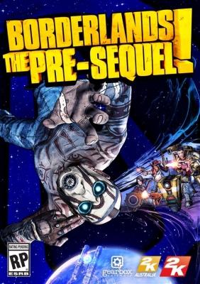 Borderlands : The Pre-Sequel Steam Key cover