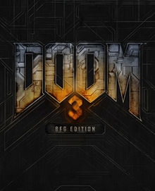 Doom 3 - BFG Edition Steam Key cover
