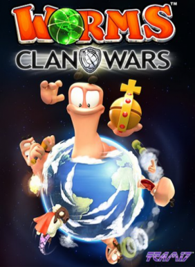 Worms Clan Wars Steam Key cover