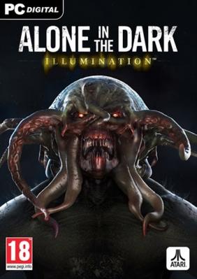 Alone in the Dark: Illumination Steam Key cover