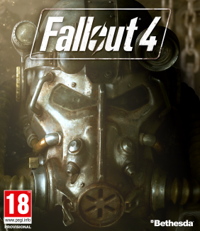 Fallout 4 Steam Key cover
