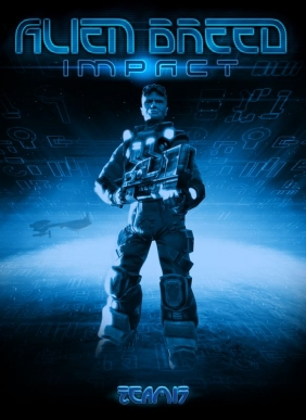 Alien Breed: Impact Steam Key cover