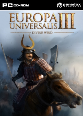Europa Universalis III: Divine Wind Steam Key cover