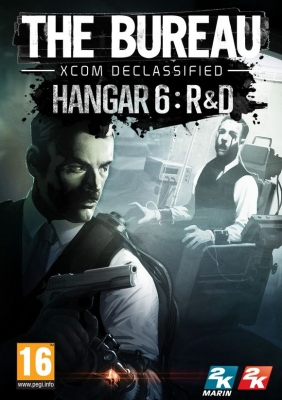 The Bureau XCOM Declassified - Hanger 6 R&D PC Digital cover