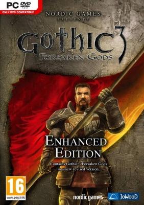 Gothic 3: Forsaken Gods - Enhanced Edition PC Digital cover