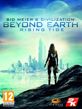 Sid Meier's Civilization : Beyond Earth - Rising Tide Steam Key cover