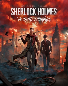 Sherlock Holmes : The Devil's Daughter Steam Key cover