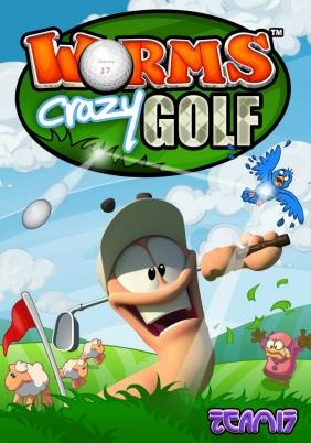Worms Crazy Golf Steam Key cover