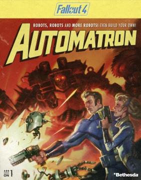 Fallout 4 - Automatron DLC Steam Key cover