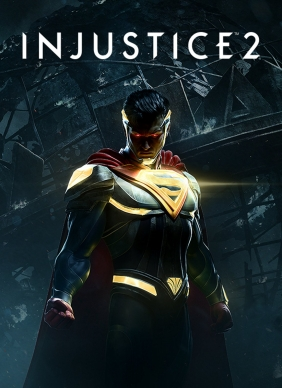 Injustice 2 Steam Key cover