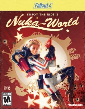 Fallout 4 - Nuka World DLC Steam Key cover