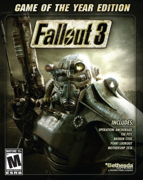 Fallout 3: Game of the Year Edition PC Digital cover
