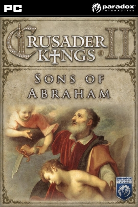 Crusader Kings II: Sons of Abraham - Expansion Steam Key cover