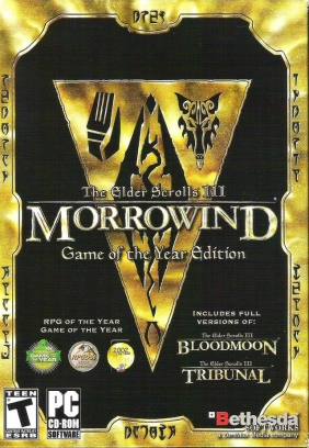 The Elder Scrolls III: Morrowind - Game of the Year Edition Steam Key cover