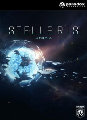 Stellaris: Utopia Steam Key cover