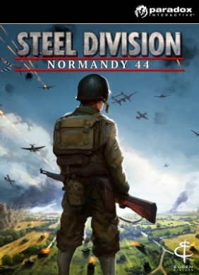 Steel Division: Normandy 44 Steam Key cover