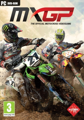 MXGP : The Official Motocross Videogame Steam Key cover