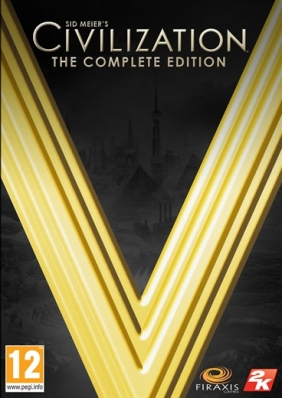 Sid Meier's Civilization V: The Complete Edition Steam Key cover