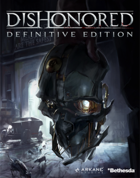 Dishonored - Definitive Edition Steam Key cover