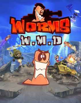 Worms W.M.D PC Digital cover