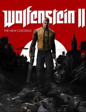 Wolfenstein II: The New Colossus Deluxe Edition - Pre Order Steam Key cover